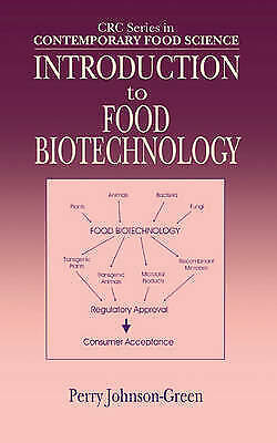1 of 1 - Introduction to Food Biotechnology by Perry Johnson-Green (Hardback, 2002)