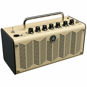 yamaha thr5 mini acoustic guitar amplifier with cubase ai production software 86792960913 ebay. Black Bedroom Furniture Sets. Home Design Ideas