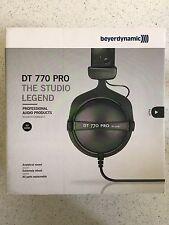 Beyerdynamic DT 770 PRO 80 ohm Headband Headphones - Gray