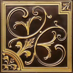 Ceiling Tiles Decorative 24x24 Easy to Install #204   eBay