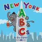 New York ABCs by Gus D'Angelo (Board book, 2013)