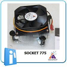 Disipador Refrigerador CPU intel GLACIALTECH Igloo 5057 Light (E) - Socket 775