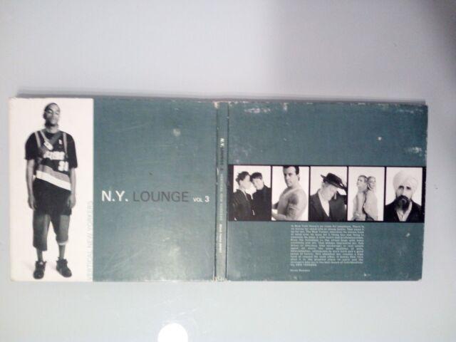 COMPILATION -  NY LOUNGE VOL 3 - DIGIPACK CD