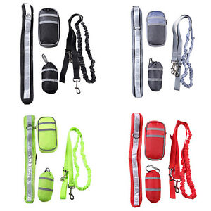 Handsfree-Dog-leash-for-Walking-amp-Running-Pet-Puppy-Dog-Lead-Strong-Waist-Strap