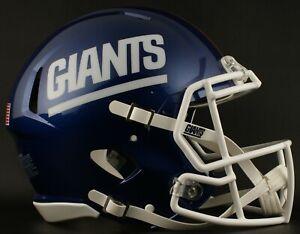 NEW-YORK-GIANTS-NFL-Riddell-SPEED-Full-Size-Authentic-Football-Helmet