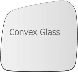 Mirror-Glass-Convex-Jeep-Grand-Cherokee-IV-WK2-2010-2017-Left-Passenger-Side