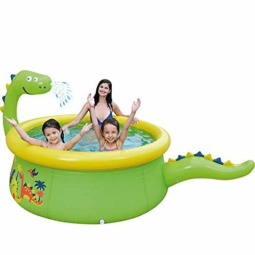 Inflatable Swimming Pool for Kids, 69