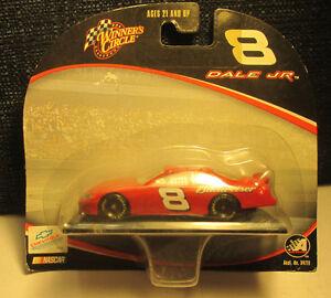 Dale Earnhardt Jr #81 2005 Oreo Nextel Cup Schedule  Winners Circle NASCAR 1:64