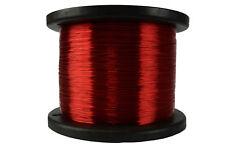 Temco Magnet Wire 26 Awg Gauge Enameled Copper 75lb 155c 9435ft Coil Winding