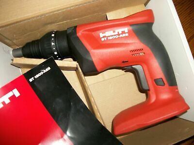 hilti st 1800 a22 brand new tool only ebay. Black Bedroom Furniture Sets. Home Design Ideas