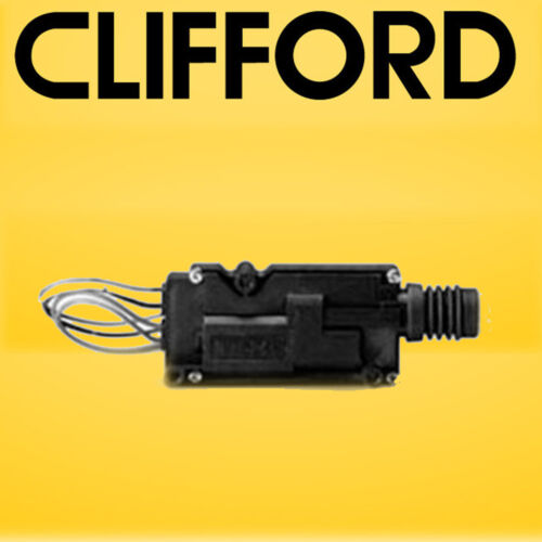 Clifford 524F - 5-Wire Super heavy-Duty Door Lock Motors for Central Locking
