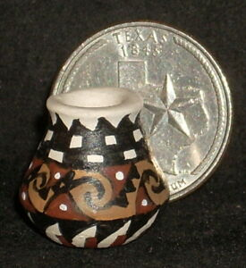 Decor-Pot-Miniature-Southwest-Native-American-Indian-Gloria-Bogulas-4800