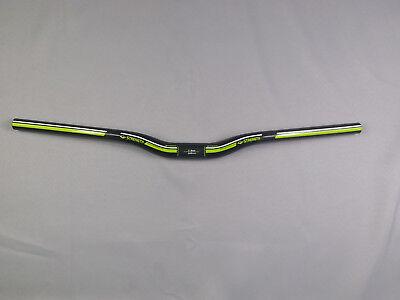 Carbon Fiber Handlebar Road MTB Cycling Bicycle Flat Riser Bar 31.8mm 3K 60-74cm