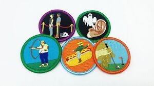 SDCC-Exclusive-Adult-Swim-Promo-Patch-Set-of-5-Carl-Aqua-Teen-Hunger-Force