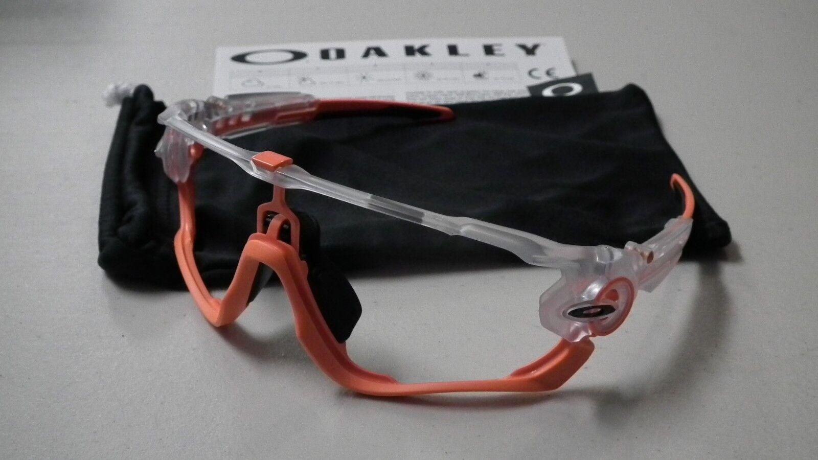 06a6657d07 Oakley Oo9290 Jawbreaker 929037 Matte Clear Size 31 for sale online ...