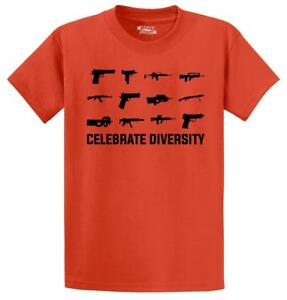 Celebrate-Diversity-Funny-Gun-Rights-T-Shirt-2nd-Amendment-Hunting-Tee