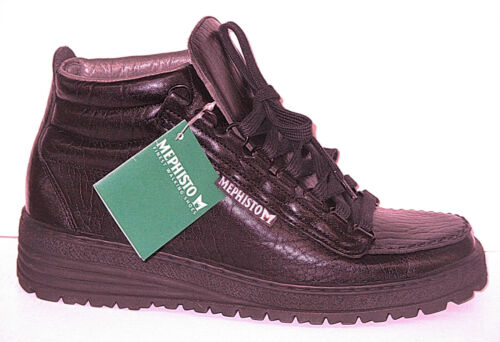 + NEUF MEPHISTO chaussures chaussures hommes idéal pour problème pieds WILD HORSE; Cuir +