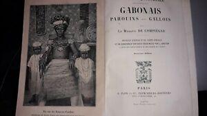 L-Afrique-Equatoriale-Gabonais-Pahouins-Gallois-par-De-Compiegne-1876