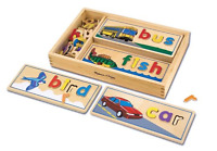 Melissa & Doug See & Spell, New, Free Shipping.