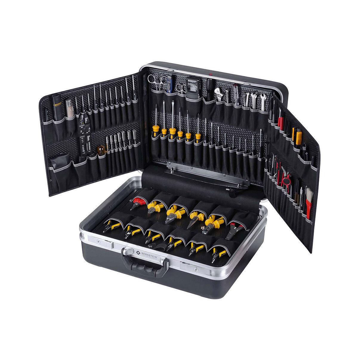 Bernstein Werkzeugkoffer Werkzeugsatz Werkzeugset, 110-tlg. No. 6500 6500 6500 7ef246