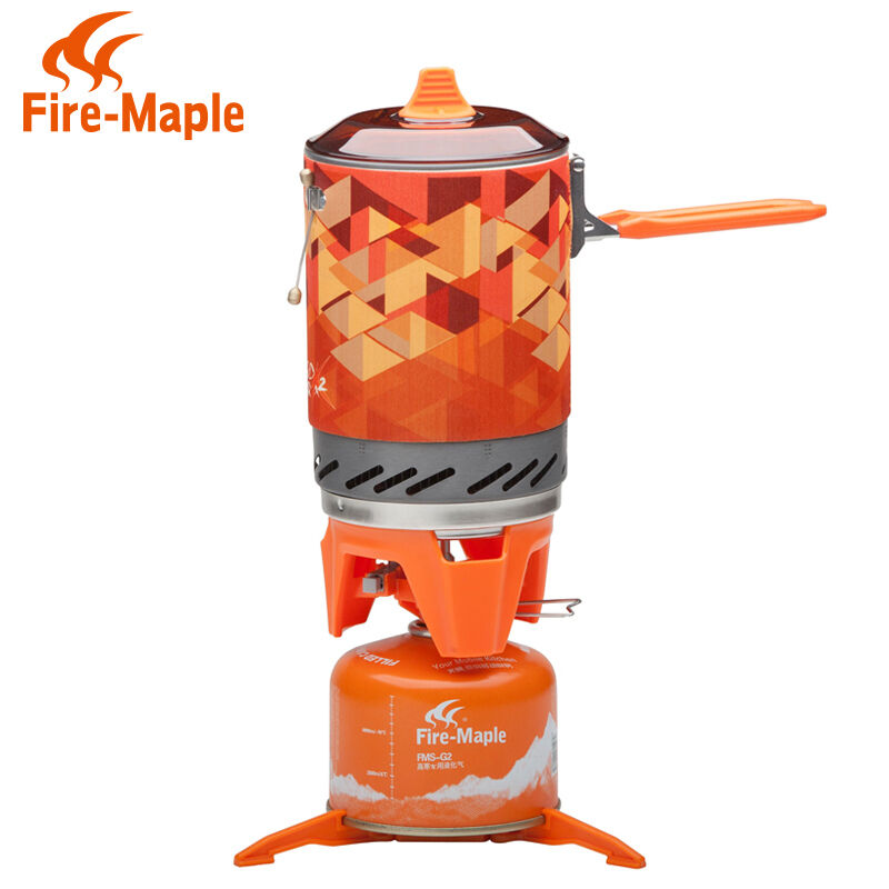 Fire Maple FMS-X2 Cooking System Portable Best Propane Gas Stove  Burner 1L 600g  no.1 online
