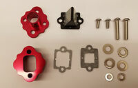 Motorized Bicycle Red Valve Kit 32 Mm For Stock And Famous Carburetors