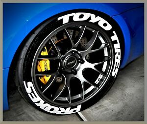 image is loading permanent tire letters toyo tires proxes 1 25