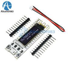 0.91 ESP8266 WiFi Chip 0.91 inch OLED CP2014 32Mb Flash ESP 8266 Module Internet of Things Board PCB NodeMcu for Arduino IOT