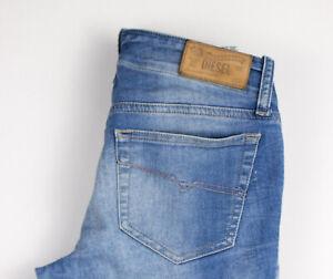 Diesel Damen Grupee Stretch Enge Jeans Größe W27 L32 AMZ1278