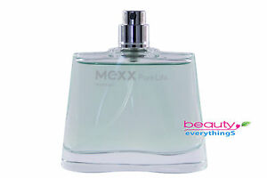Mexx-Pure-Life-Woman-by-Mexx-2-0oz-EDT-Spray-New-amp-Unboxed-Women-039-s-Perfume-RARE
