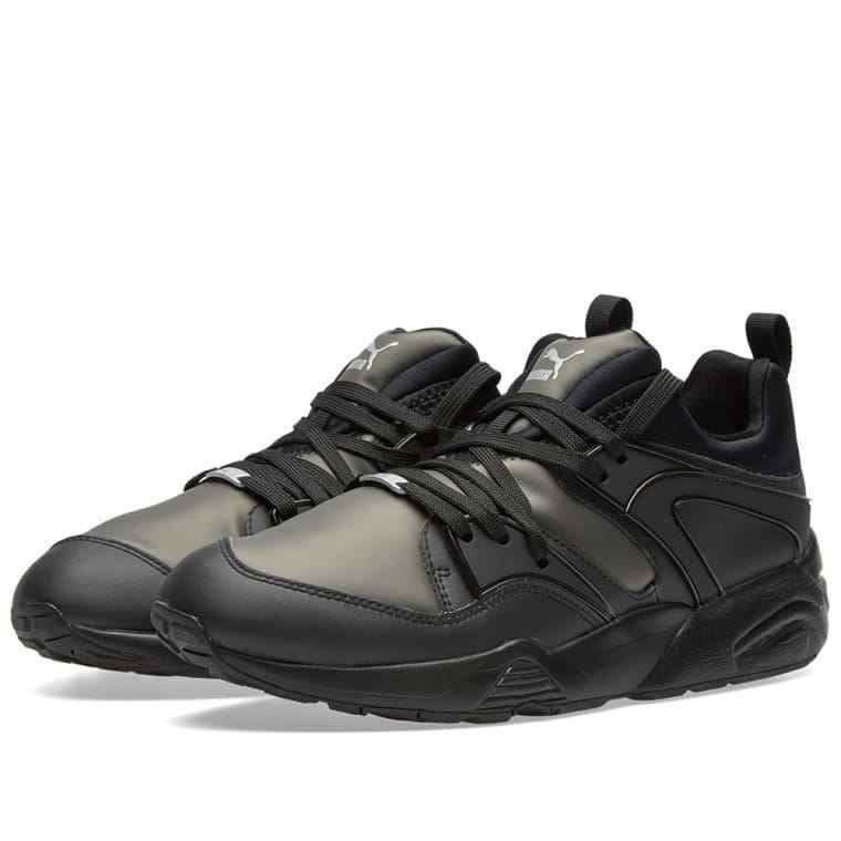 Puma Blaze of Glory Techy Mens Running Trainers UK 10 US 11 EUR 44.5 REF 2856^