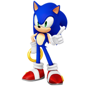 Sonic The Hedgehog 1 3 6 Vinyl Decal Stickers Ebay