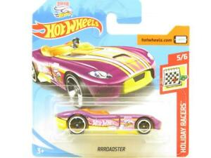 Hot-Wheels-RRRoadster-Holiday-Racers-151-365-Short-Card-1-64-Scale-Sealed-New