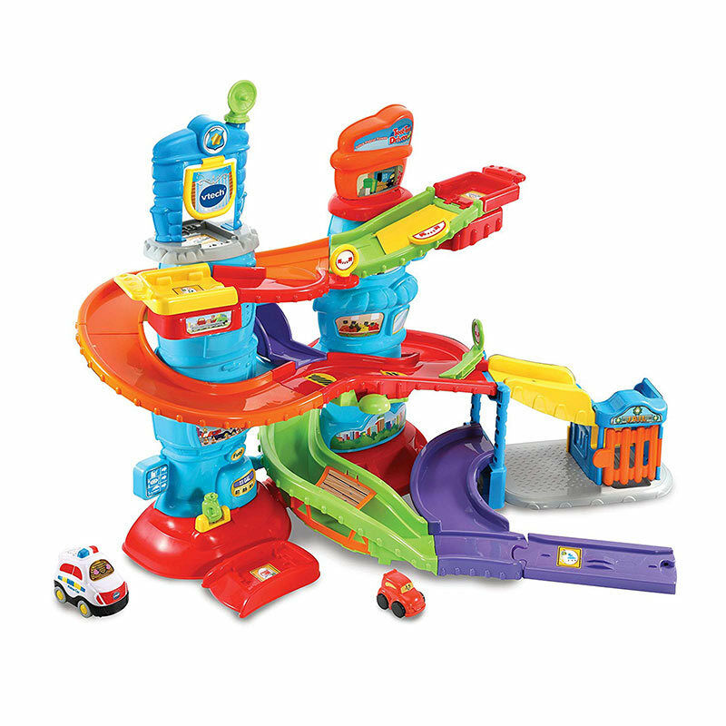 Vtech Toot-Toot Drivers Police Patrol Tower 512903