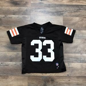 Details about Cleveland Browns Trent Richardson Jersey #33 Youth Boys Small Size 4 Kids