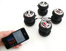 ☆ Altavoz Portátil con Bluetooth ☆ Wireless ☆ Siri ☆ ☆ Micrófono Incorporado