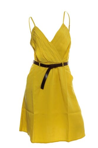 MISS SIXTY April Kleid Sommerkleid Trägerkleid Dress Tunika Damen