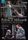 Pelléas Et Melisande Theater an Der Wein De Billy 5099969613791 DVD Region 2