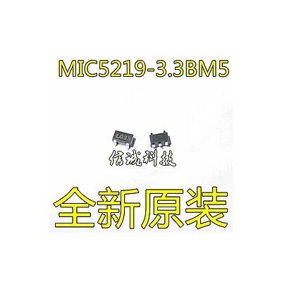 5pcs MIC5219YM5-TR MIC5219YM5TR MIC5219YM5 MIC5219 LGAA SOT23