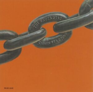 NEW-CD-Album-The-Crusaders-Chain-Reaction-Mini-LP-Style-Card-Case