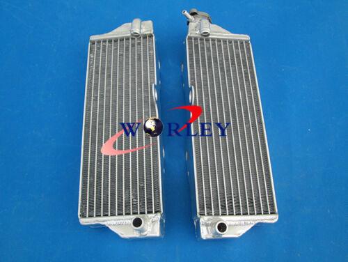 HUSQVARNA WR300 2009 2010 2011 09 10 11aluminum radiator