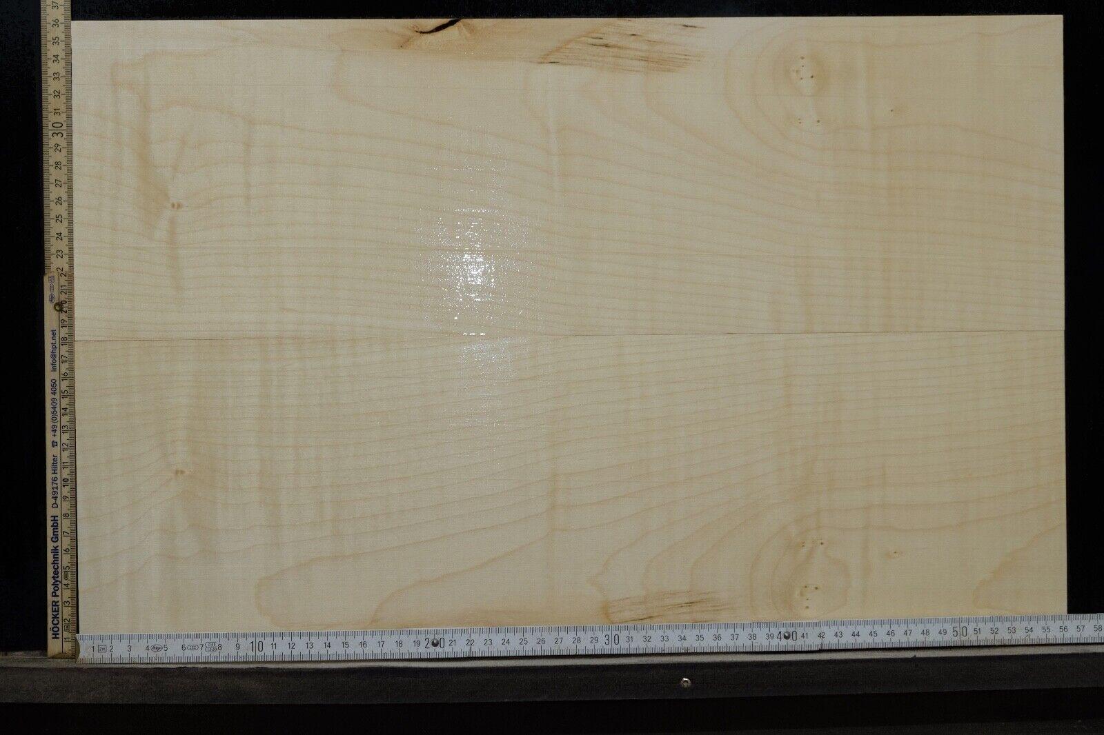 Tonewood Riegel Ahorn Flamed Maple 7,0 mm Aufleimer Guitar Tonholz Droptop 463