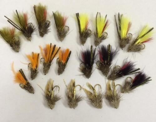 UFS Fly Pack Muddlers Mixed Patterns Pack of 20 Mixed