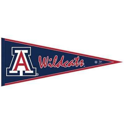 Arizona Wildcats 12x30 Felt Pennant