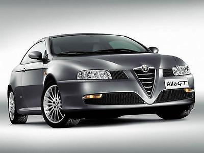 Workshop Type 937 Alfa Romeo GT 2003 to 2010 Service and Repair Manual on CD