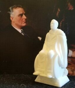 UNPAINTED-FRANKLIN-ROOSEVELT-SEATED-FIGURINE-ADD-TO-YOUR-MARX-COLLECTION