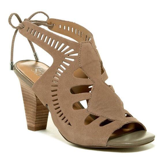 New Franco Sarto Schuhes Carolina Cutout Leder Damens Schuhes Sarto Sz 8.5, Sz 9.5 mshrm 3f883e
