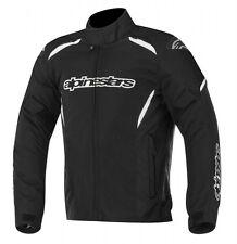 Alpinestars Gunner WP impermeabile Motociclista Giacca In Tessuto Colore nero