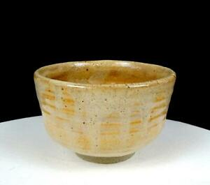 MONTE-COLGREN-SIGNED-STUDIO-ART-POTTERY-WHEEL-THROWN-STONEWARE-3-034-BOWL-2001