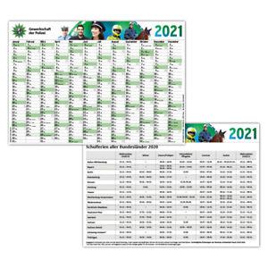 Polizei-Kalender-Jahresplaner-A-4-2021-PLUS1-IPA-Aufkleber-LIEFERUNG-10-2021